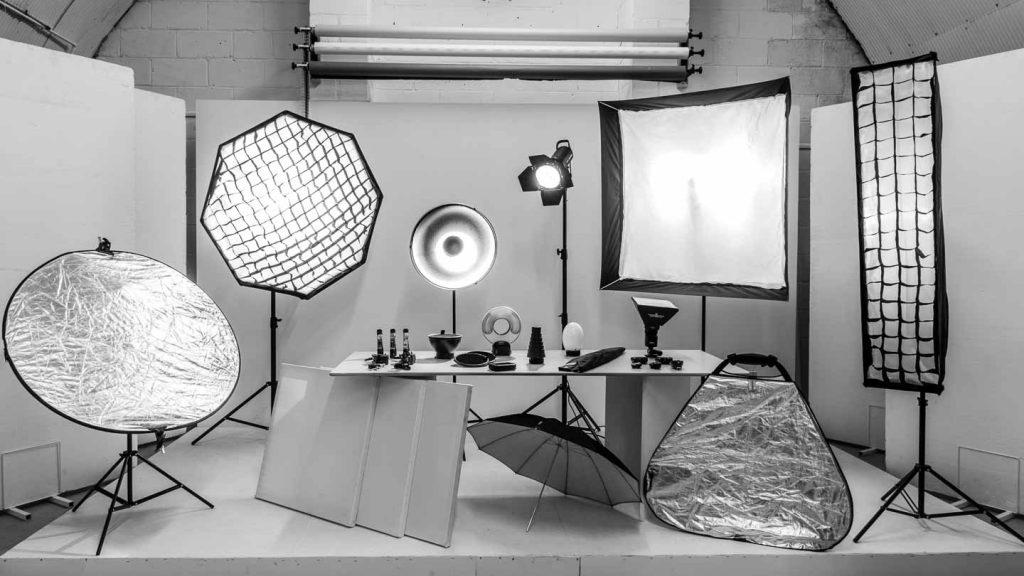 renting photo studio space