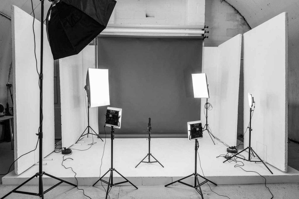 continuous studio lights
