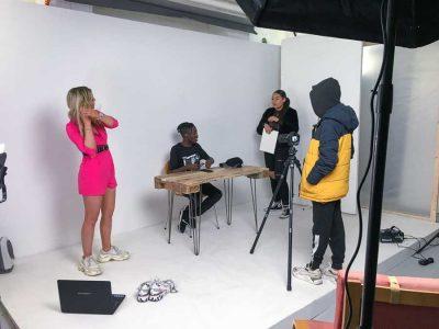 music video lighting
