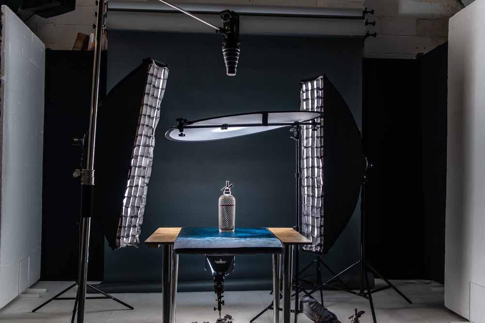 studio photography lighting