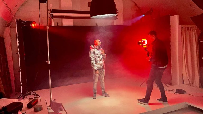 Affordable Music Video Studio In South London